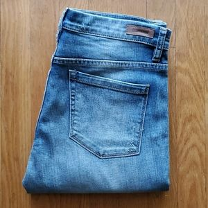 """NEW Relaxed Straight Leg """"The Galaxy"""" Jean"""